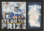 1996 Laser View Eye on the Prize #2 Emmitt Smith