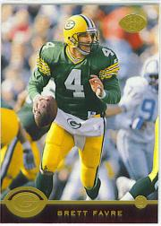 1996 Leaf Collector's Edition #44 Brett Favre