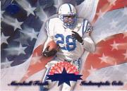 1996 Leaf American All-Stars #10 Marshall Faulk