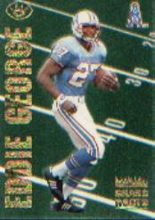 1996 Leaf Grass Roots #2 Eddie George