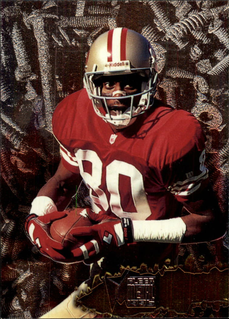 1996 Metal #109 Jerry Rice