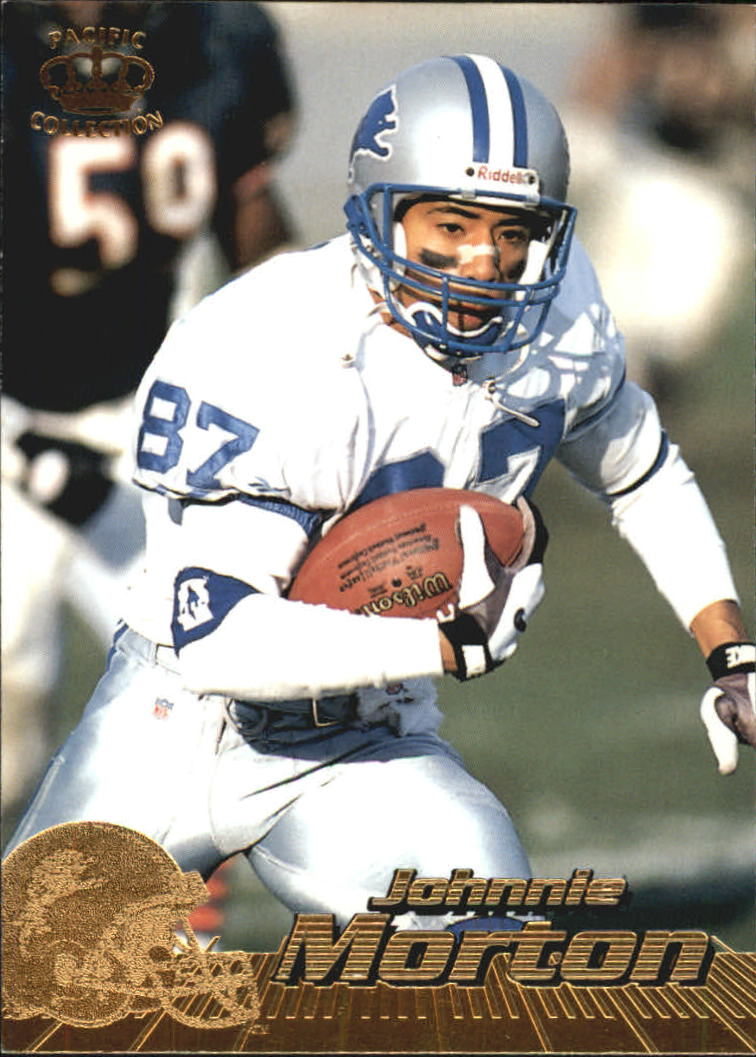 1996 Pacific #138 Johnnie Morton