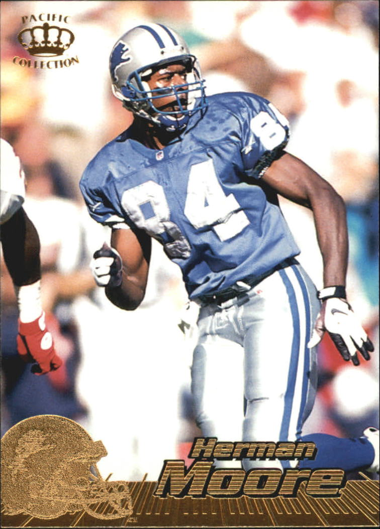 1996 Pacific #148 Herman Moore