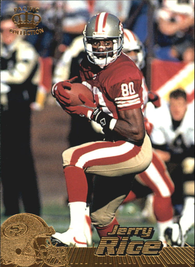 1996 Pacific #378 Jerry Rice