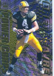 1996 Pacific Power Corps #PC8 Brett Favre