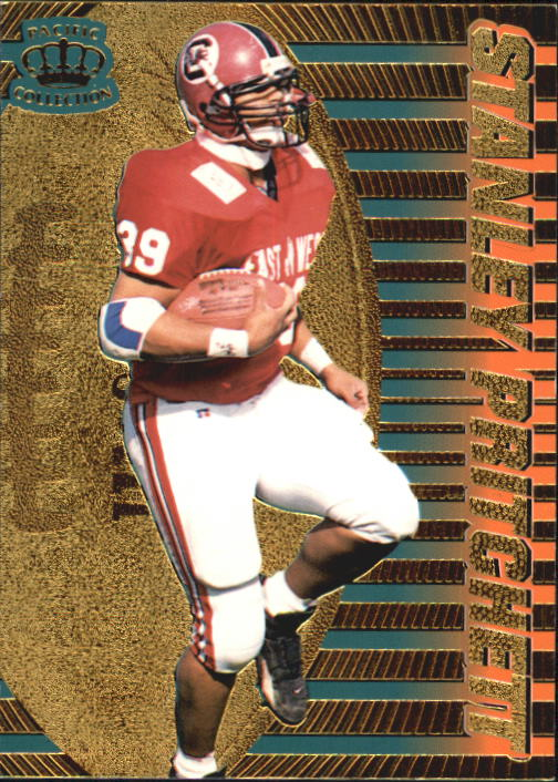1996 Pacific Dynagon #78 Stanley Pritchett RC