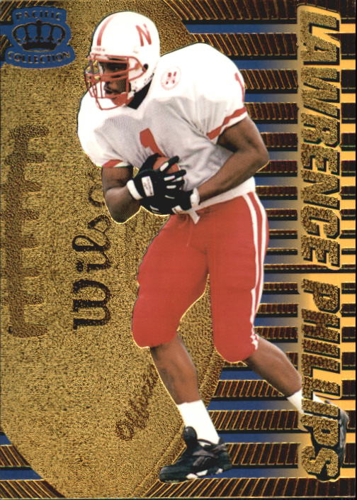 1996 Pacific Dynagon #120 Lawrence Phillips RC