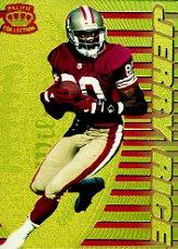 1996 Pacific Dynagon #128 Jerry Rice