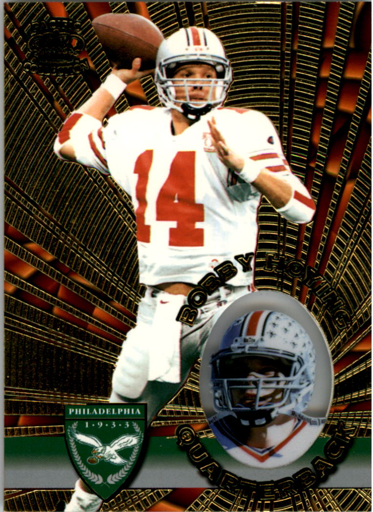 1996 Pacific Invincible #114 Bobby Hoying RC