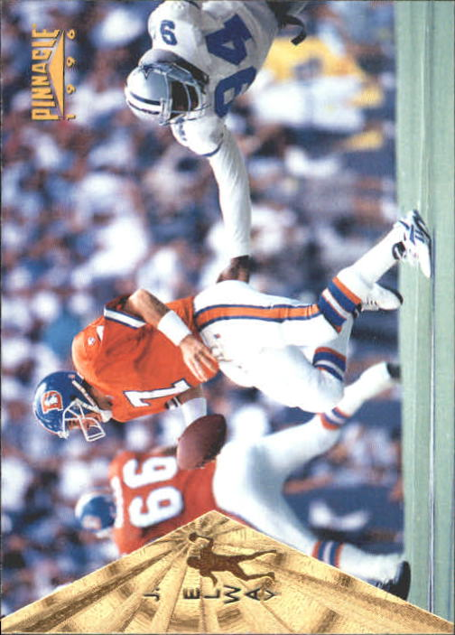 1996 Pinnacle #67 John Elway