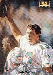 1996 Pinnacle Artist's Proofs #4 Dan Marino front image