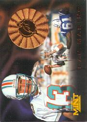 1996 Pinnacle Mint Bronze #4 Dan Marino
