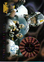 1996 Pinnacle Mint Bronze #24 Kordell Stewart