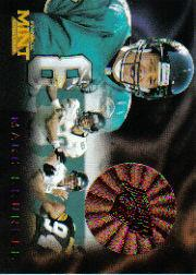 1996 Pinnacle Mint Bronze #26 Mark Brunell