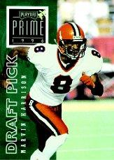 1996 Playoff Prime #115 Marvin Harrison RC