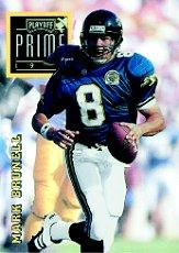 1996 Playoff Prime #176 Mark Brunell