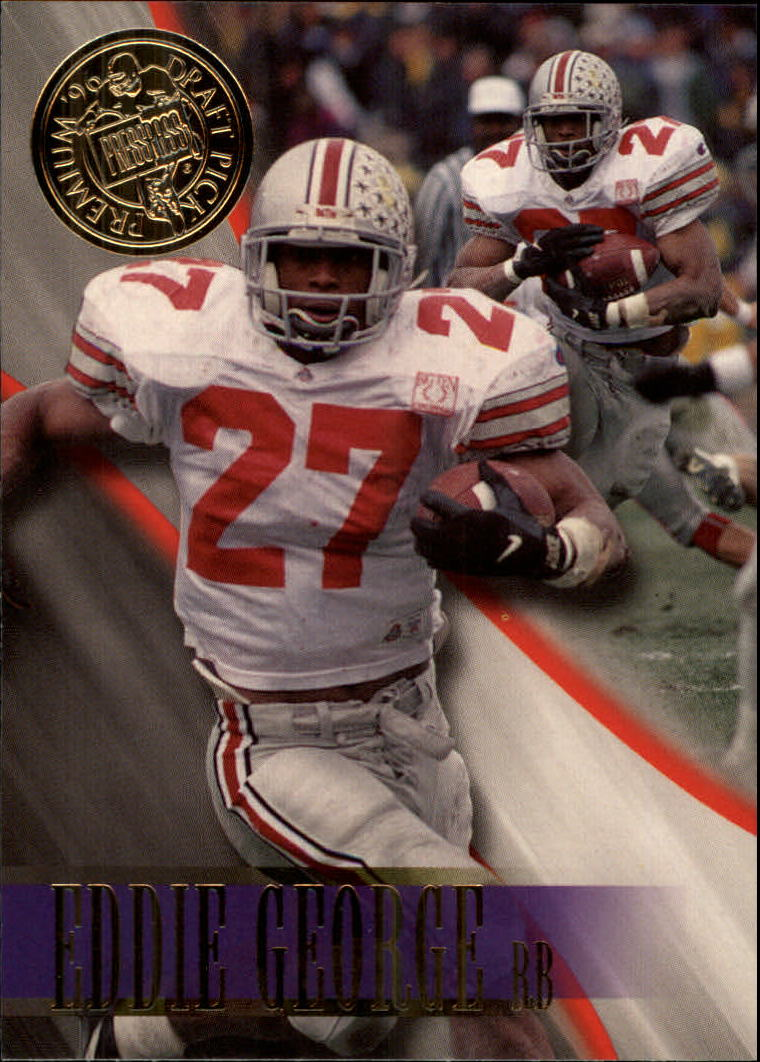1996 Press Pass #5 Eddie George