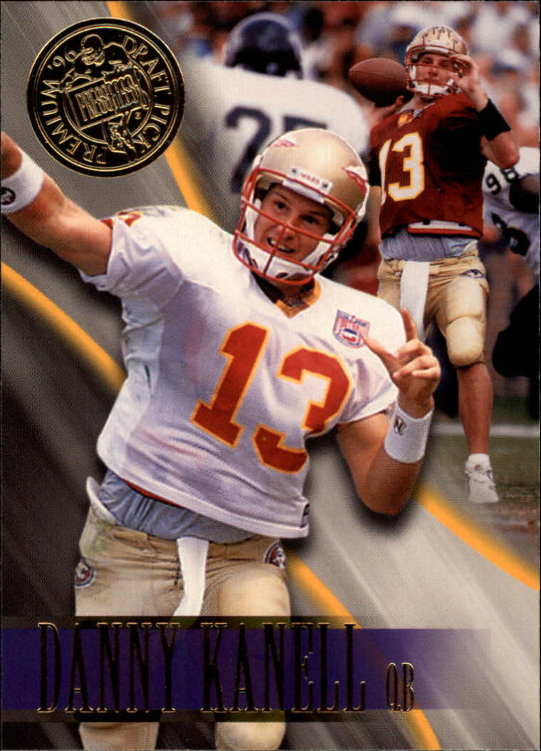1996 Press Pass #23 Danny Kanell