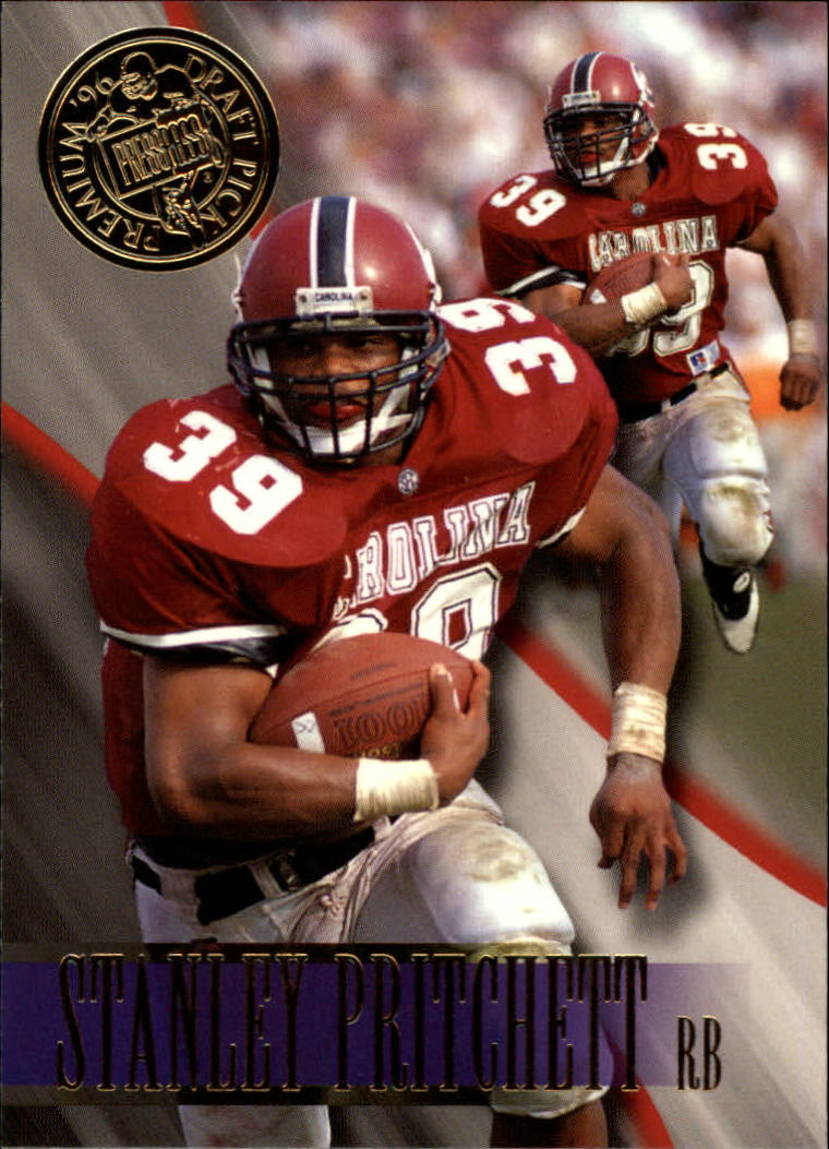 1996 Press Pass #31 Stanley Pritchett