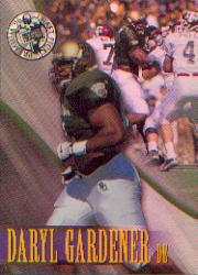 1996 Press Pass Holofoil #11 Daryl Gardener
