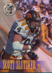 1996 Press Pass Holofoil #28 Scott Slutzker