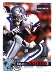 1996 Pro Line Intense #100 Emmitt Smith CL