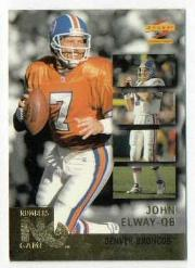 1996 Score Numbers Game #4 John Elway