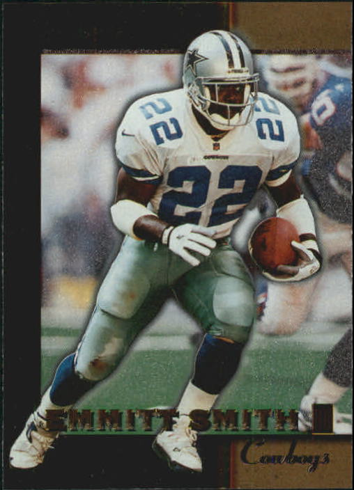 1996 Score Board Lasers #40 Emmitt Smith