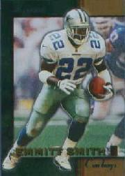 1996 Score Board Lasers #P1 Emmitt Smith Promo