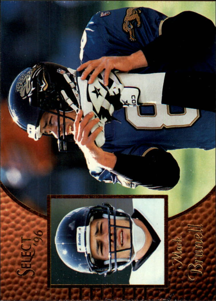 1996 Select #35 Mark Brunell