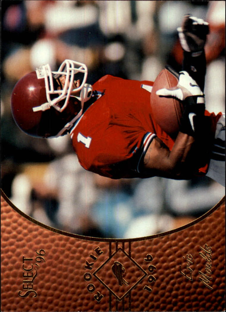 1996 Select #152 Eric Moulds RC