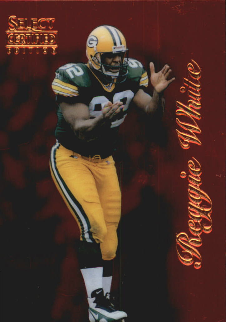 1996 Select Certified Red #4 Reggie White
