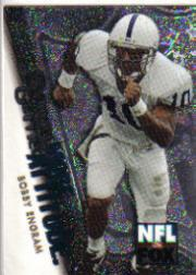 1996 SkyBox Impact More Attitude #3 Bobby Engram