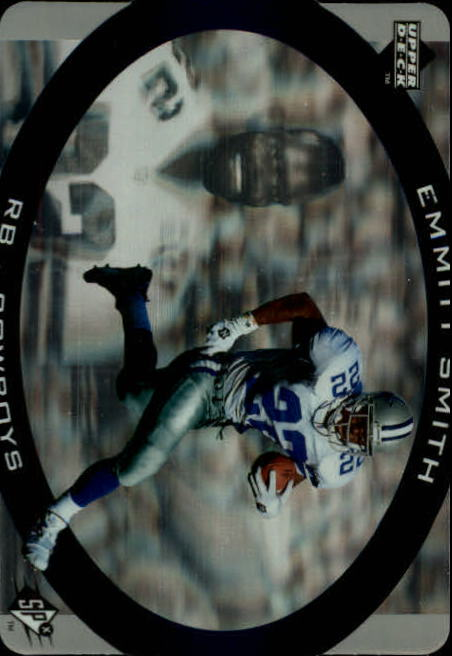 1996 SPx #13 Emmitt Smith