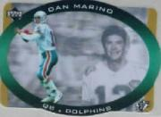 1996 SPx Gold #23 Dan Marino