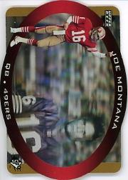 1996 SPx Gold #43 Joe Montana