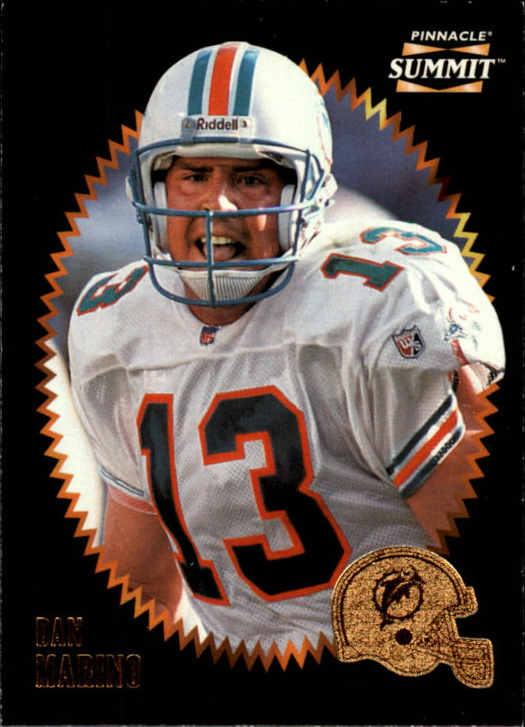 1996 Summit #7 Dan Marino