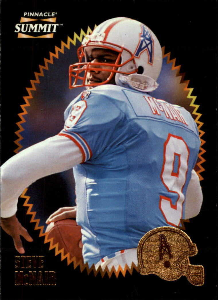 1996 Summit #54 Steve McNair