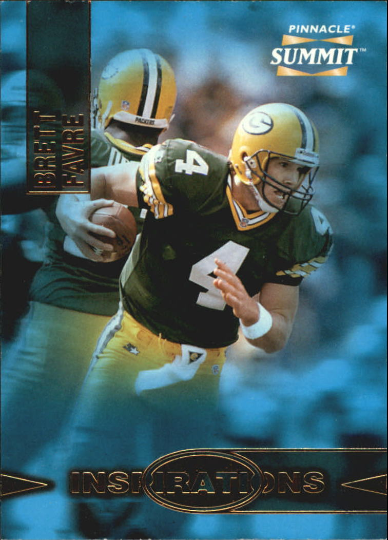 1996 Summit Inspirations #5 Brett Favre