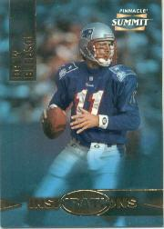 1996 Summit Inspirations #7 Drew Bledsoe