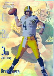1996 Summit Third and Long Mirage Prizes #6 Brett Favre