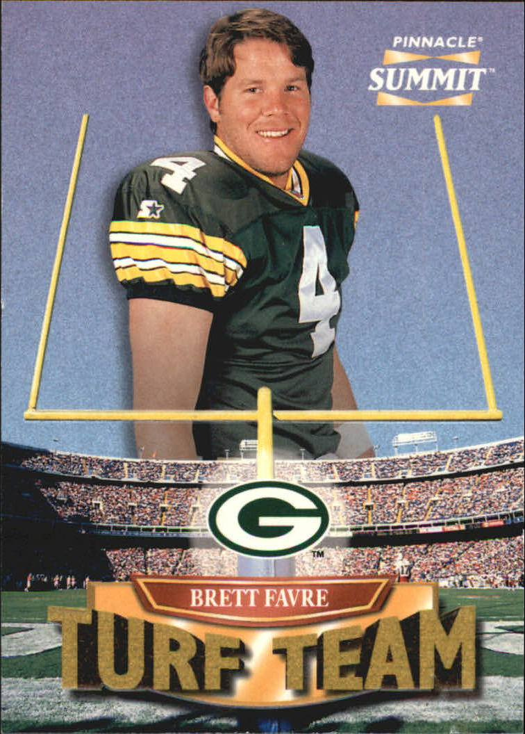 1996 Summit Turf Team #2 Brett Favre