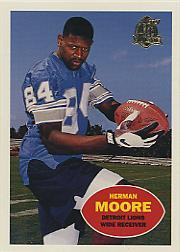 1996 Topps 40th Anniversary Retros #5 Herman Moore 1960