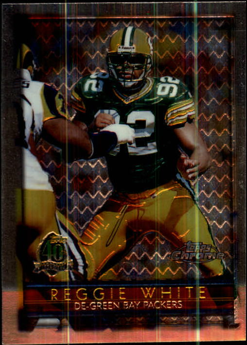 1996 Topps Chrome #104 Reggie White