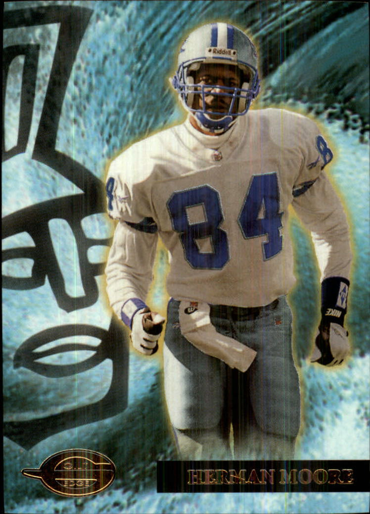 1996 Topps Gilt Edge #11 Herman Moore