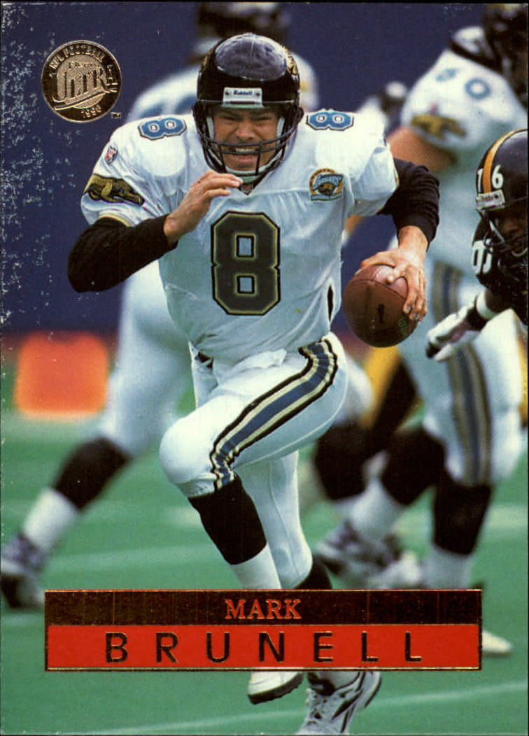 1996 Ultra #70 Mark Brunell