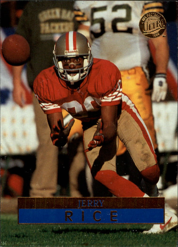 1996 Ultra #145 Jerry Rice