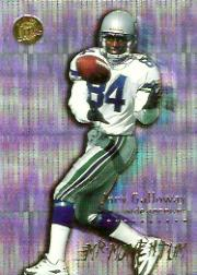 1996 Ultra Mr. Momentum #7 Joey Galloway