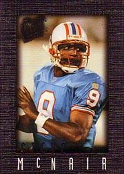 1996 Ultra Sensations Pewter #42 Steve McNair