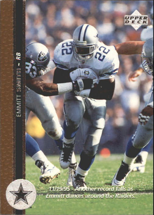 1996 Upper Deck #158 Emmitt Smith
